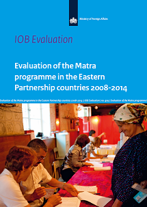 IOB Evaluation Newsletter # 15 06 – The Matra programme in the Eastern Partnership countries