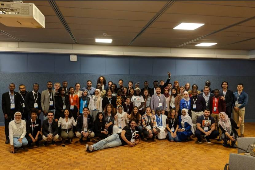 50 Young Change Agents in The Hague