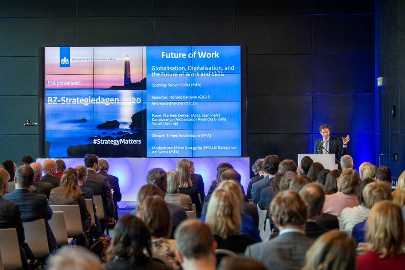 Globalisation, Digitalisation and the Future of Work & Skills