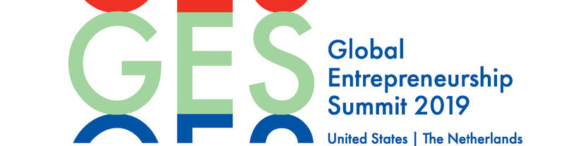Logo Global Entrepreneurship Summit 2019 United States / The Netherlands