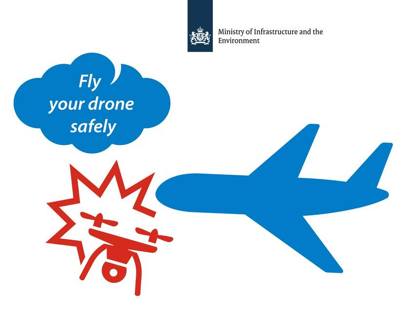 Fly your drone safely